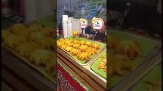 Паттайя Ночной рынок на Джомтьене Pattaya night market