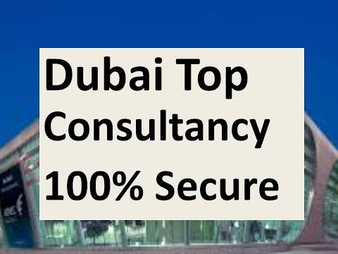 Dubai Top 100% Secure Consultancy | Free Jobs In Dubai |