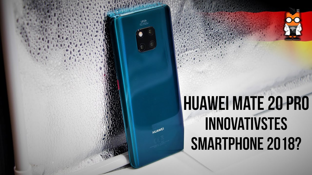 huawei mate 20 pro hands on innovativstes smartphone. Black Bedroom Furniture Sets. Home Design Ideas