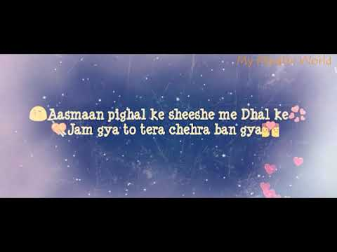Rang de tu mohe gerua lyrical romantic whatsapp status video song and ringtone and new remix