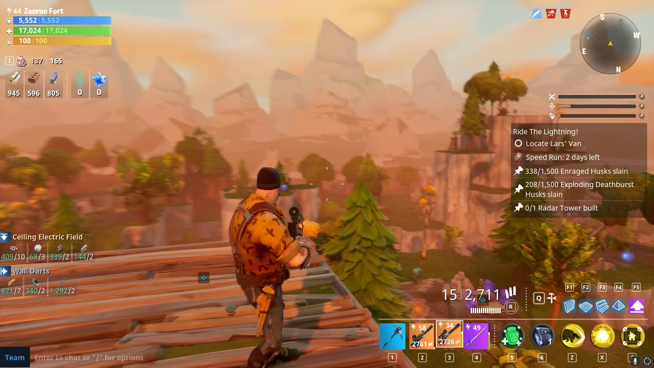 Tips The Fastest Way To Find Lars Van Fortnite