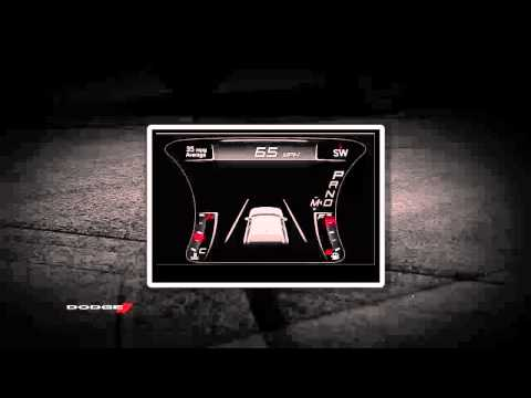 2015 Dodge Charger Forward Collision Warning