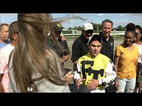 video thumbnail for MONMOUTH PARK 9-7-19 RACE 5