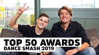 MARTIN GARRIX over samenwerking GROOTSTE ARTIEST OOIT | TOP 50 AWARDS