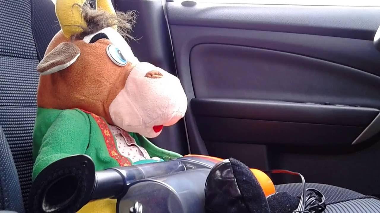 Пылесос для автомобиля своими руками видео
