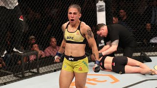 Top Finishes: Jessica Andrade