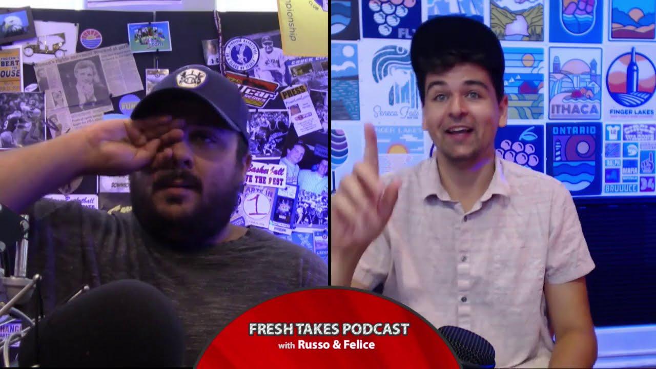 MLB Pandemic Season Preview .::. Fresh Takes w/ Russo & Felice 7/22/20