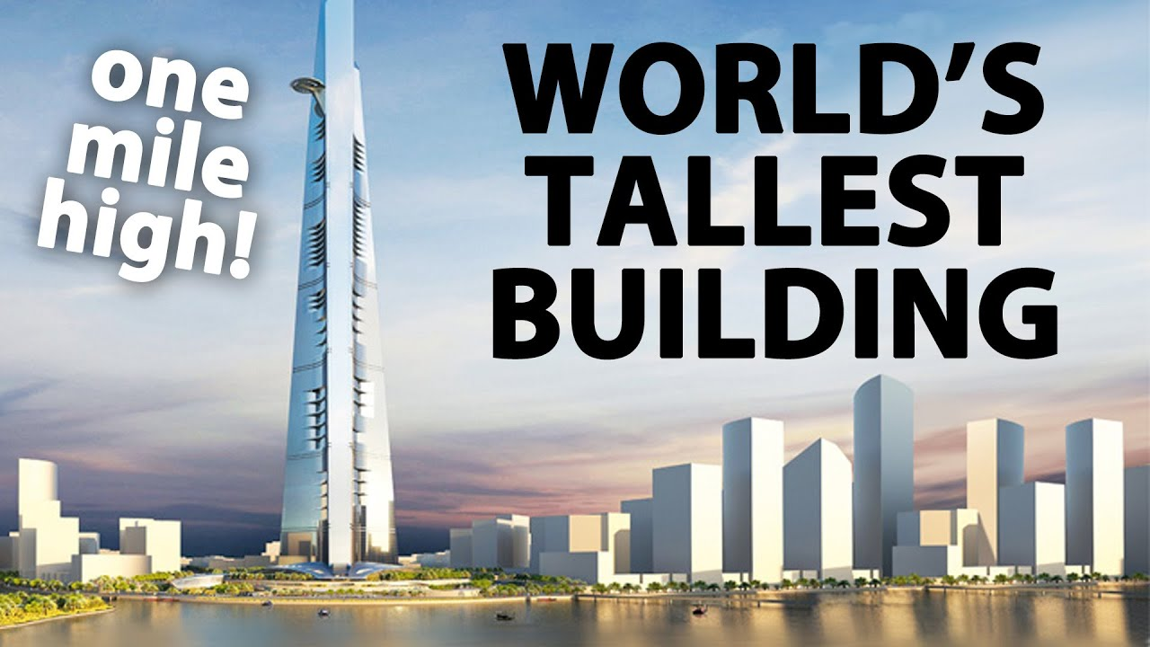 Km High Building Saudi Arabia
