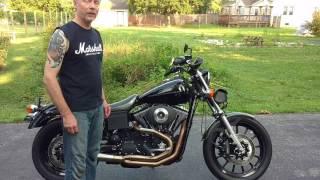 Harley FXDX S&S Upgrades First Start