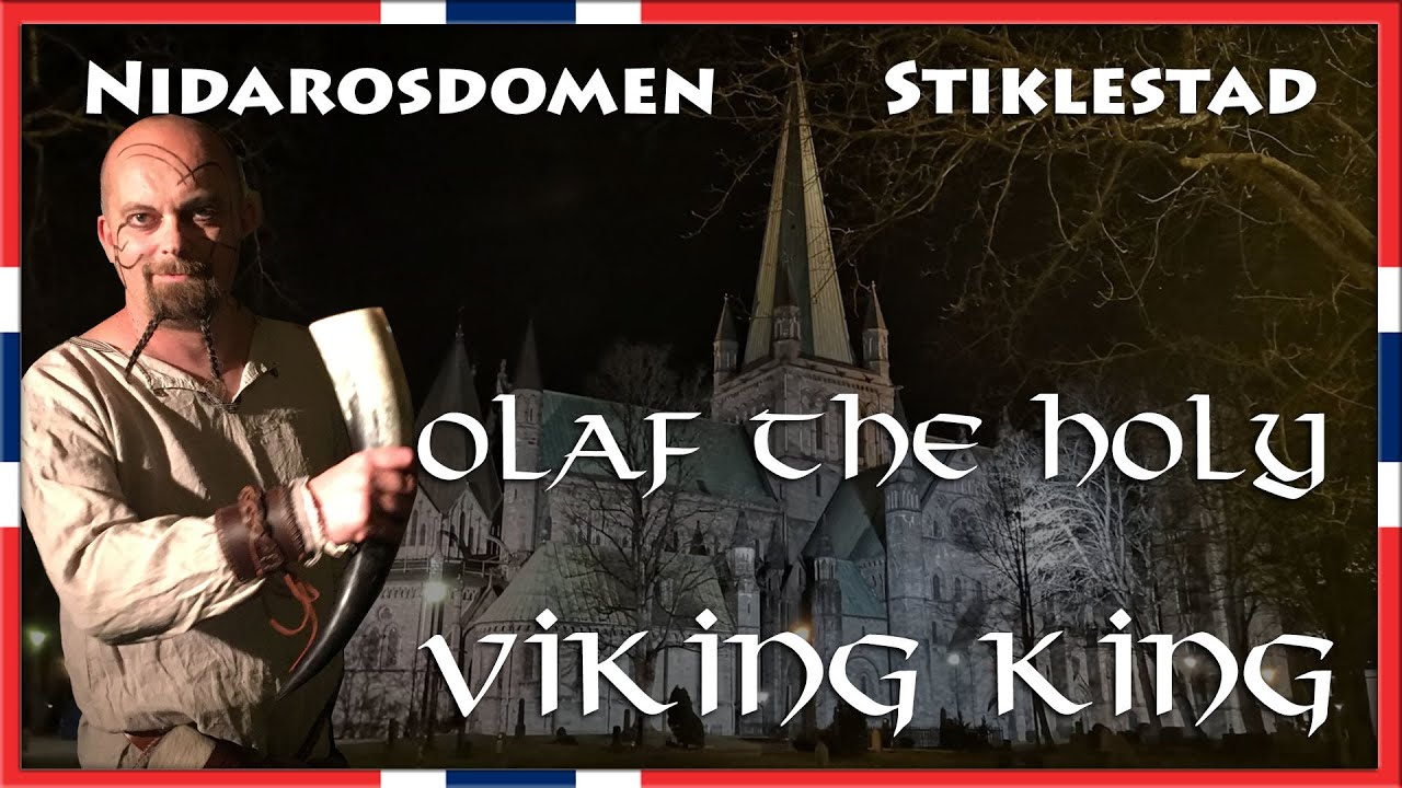 """In memory of """"Olaf the Holy"""" the Viking King who christened Norway - Sail Mermaid - S4 E03"""