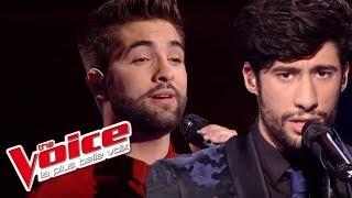 Kendji Girac et MB14 – Les yeux de la Mama | The Voice France 2016 | Finale
