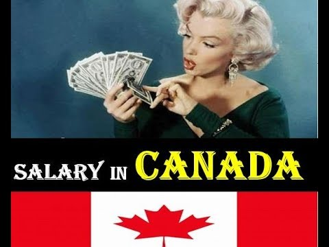 Check Your Salary In Canada |  Salary Calculator
