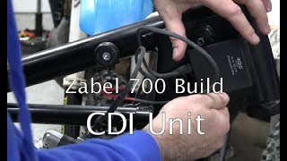 Zabel 700 Dirtbike Build Part 5: Starting the electrical