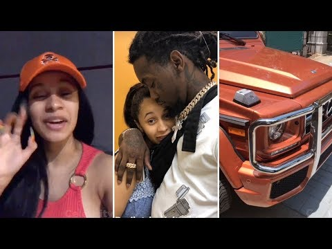 Cardi B | Snapchat Videos | July 16th 2018 | Ft Offset