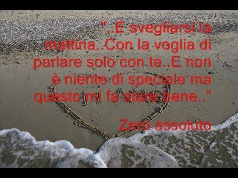 Renato Zero - Magari (Per te , amore mio)