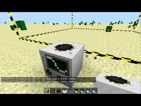 Скачать бесплатно BuildCraft мод для Minecraft /