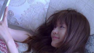 有村架純、ルームウエア姿で素の表情 ベッドで寝返り 「エリス 朝まで超安心」新TVCM「3日目の朝」編 有村架純 動画 24