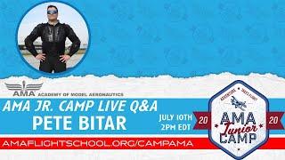 AMA Jr. Camp Live Q&A with Pete Bitar