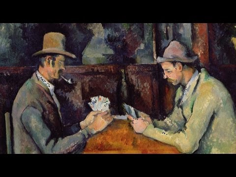 Cézanne's Card Player: Introduction to the exhibition