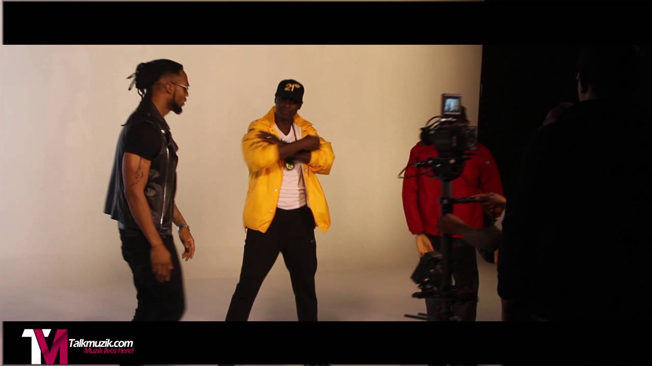 SOUND SULTAN – AFRICAN LADY FT  PHYNO, FLAVOUR & AY Behind The Scene