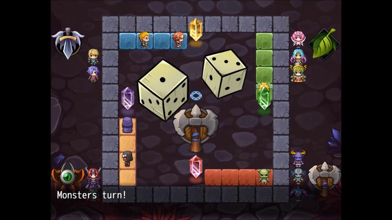 [RPG Maker MV] Fairyland: Power Dice