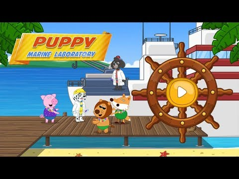 Puppy Patrol | Puppy Rescue Patrol | Adventure Game | Cartoon game for kids from YouTube · Duration:  23 minutes 45 seconds