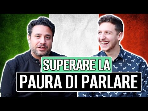 Intervista in Italiano Con Famoso Poliglotta di Roma (sub IT-ENG) - Luca Lampariello