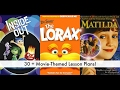 Teach w Movies! Lesson Plans for 30+ Movies