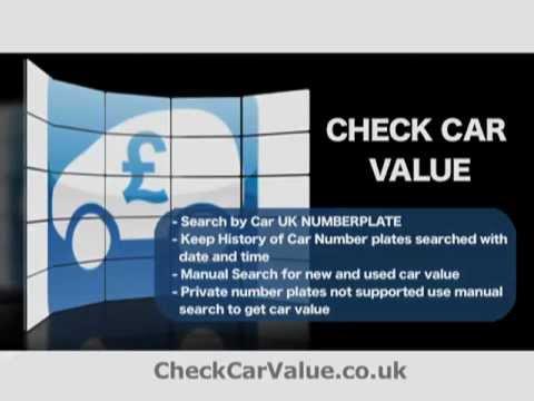 Car Value Iphone App Video