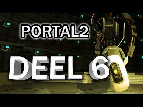 PORTAL 2 - WHEATLEY IS GEK!! - Deel 6