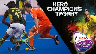 Netherlands vs Pakistan - Men's Hero Hockey Champions Trophy 2014 India QF1 [11/12/2014]