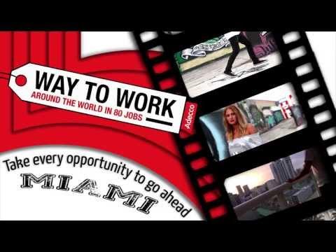 MIAMI - Around the world in 80 jobs - Chris.K