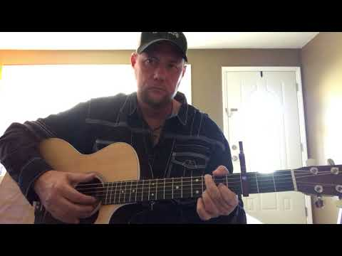 Her World or Mine - Michael Ray (guitar lesson) (guitar cover)
