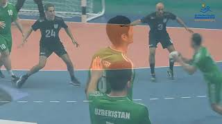 20180122_18th Asian Men's Handball Championship 2018_New Zealand vs Uzbekistan_highlight