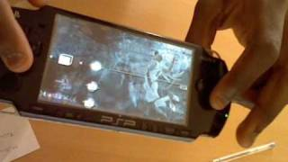 comment flasher sa psp