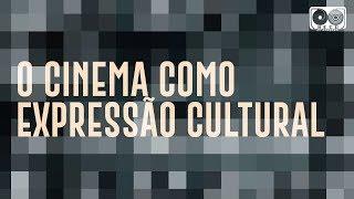 """Vídeo de intervenção para o evento """"O Cinema como Expressão Cultural"""" (2002)"""