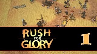 Rush For Glory - Gameplay Part 1 - Village, Cemetry, Farm & Mountain
