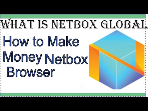 How To Earn Money By Using Netbox Browser Urdu Hindi Tutorial