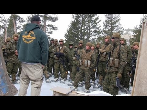 Marines Winter Training 2013