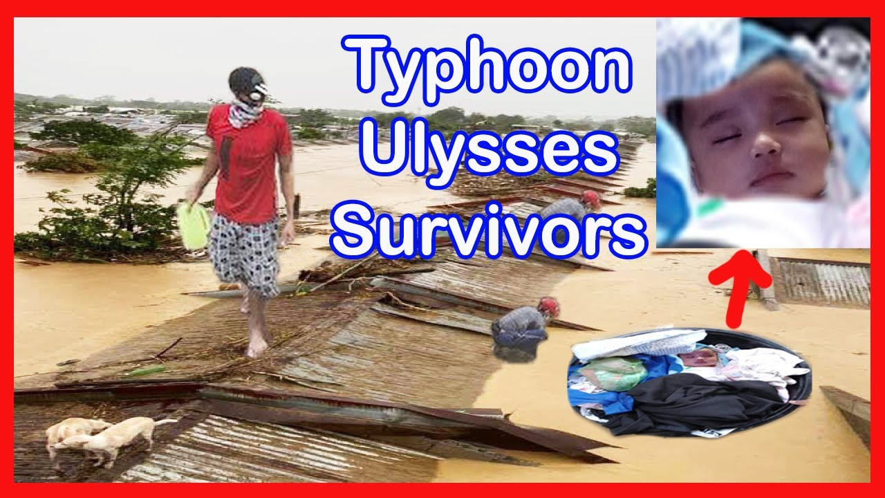Typhoon Ulysses Baby Survivors Kamusta Na Kaya