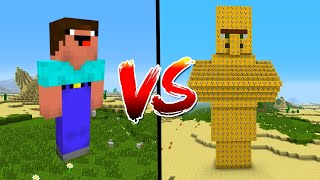 NOOB VS VILLAGER Z LUCKY BLOCKŮ V MINECRAFTU!