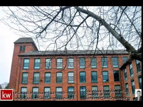 14 Sanford Street | Sanford Mill Condominium in Medway, MA