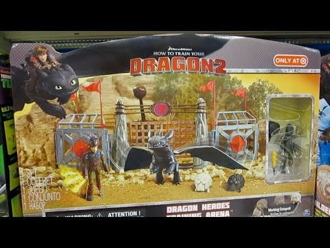 How to Train Your Dragon 2 In Store Preview Target-popFilm
