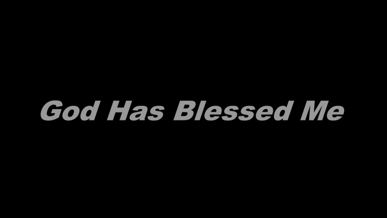 God Has Blessed Me Affirmations 528hz This Will Make You Feel