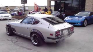 1st Gen Datsun (Nissan) 280Z / S30Z European Auto Garage Knoxville TN.