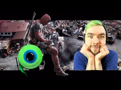 Deadpool Loves Jacksepticeyes