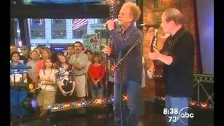 Simon and Garfunkel: Interview & Performance on Good Morning America 2003