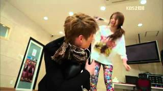 Download Video DH2 T-ARA Jiyeon+JB MP3 3GP MP4