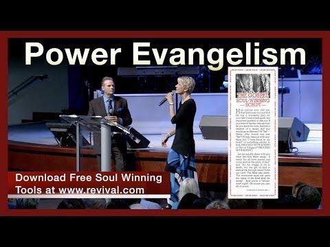 Power Evangelism Soul Winning Training
