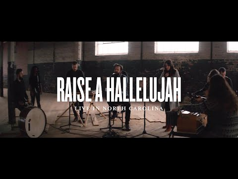 Raise A Hallelujah - Jonathan and Melissa Helser | Acoustic
